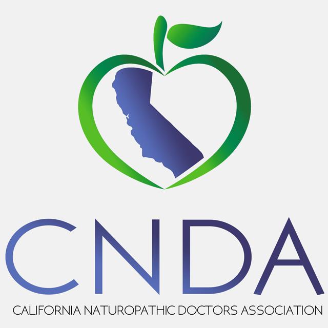 California Naturopathic Doctors Association logo