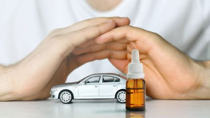 Can You Drive After Taking CBD Oil - Image